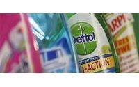 Reckitt sees slower growth