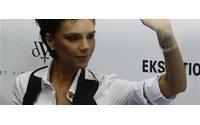 Victoria Beckham to model underwear for Emporio Armani