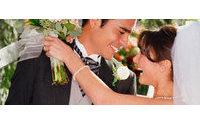 Sul web le foto delle nozze