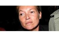 Kate Moss senza trucco: stanca e invecchiata