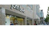John Lewis weekly store sales down 9.8 pct