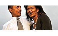 Michelle Obama softens image for US first lady role