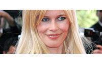 Claudia Schiffer neues Gesicht des Modehauses Yves Saint Laurent