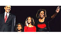 Michelle Obama's election outfit gets dressing down