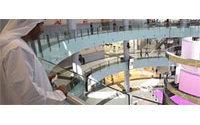 Grande inaugurazione del Dubai Mall