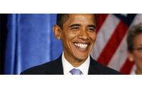 'Elegant Obama' inspires fashion label