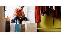 Retail execs' views on tough sales