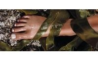 Ropa de algas marinas contra el cáncer de piel