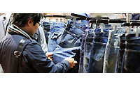 Plastic jeans, denim paper, thanks to fashion's eco-warriors