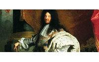 El reinado de Luis XIV marcó el nacimiento del gusto por el lujo y el glamour