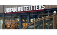 Urban Outfitters 1st quarter sales trending weaker