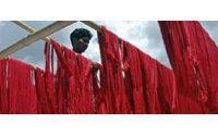 Textile firms battle global slump despite rupee fall