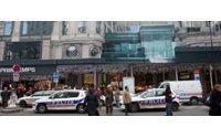 The Printemps (Paris) victim of terrorism