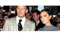 La famiglia Beckham sbarca a Milano