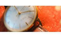 Les exportations de montres suisses se redressent grâce à l'Asie