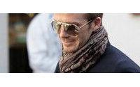 Beckham è arrivato, parte l'avventura in rossonero