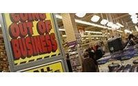 Stores to ramp up closings and job cuts in early '09