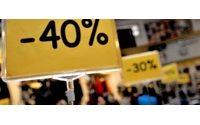 Saldi:spesa famiglie sara' 450 euro