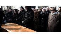 Designer Ted Lapidus auf Pariser Friedhof Père Lachaise beerdigt