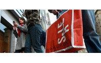 Royaume-Uni : soldes exceptionnels pour tenter de relancer une consommation atone