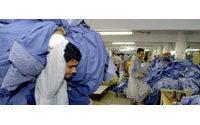 L'industria tessile pakistana in grande difficoltà