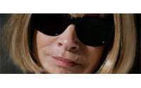 Queen of the catwalk editors? Vogue's Anna Wintour