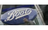Boots underlying Christmas sales up
