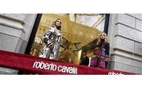 Shop Cavalli style with snakeskin print credit card