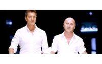 Dolce & Gabbana admiten que aún les queda por aprender, pero no de Armani