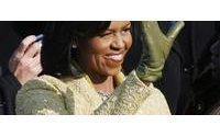 Michelle Obama picks yellow for inauguration dress