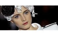 "Chanel slams ""bling-bling"" in haute couture show"