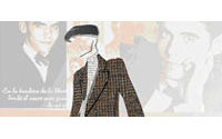 Miquel Suay abre la pasarela con contrastes lorquianos en diseños masculinos