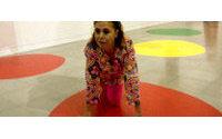 Agatha Ruiz de la Prada veste anche porte blindate
