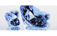 La domanda di diamanti grezzi calerebbe del 60% nel 2009