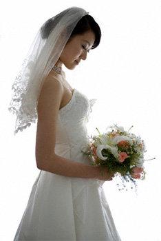 Japanese brides marriage