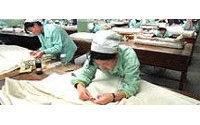 Erster chinesisch-amerikanischer Engpass aufgrund des Textildumpings
