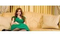 "Isla Fisher buys into comedy for ""Shopaholic"""