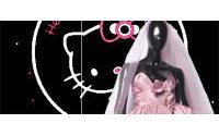Hello Kitty s'offre trente tenues de créateurs