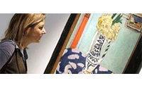 Vintage YSL sale on heels of giant art auction