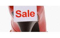 Schuhbranche schließt 2008 mit leichtem Umsatzminus ab
