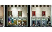 Moschino décore La Rinarescente