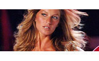 Brazilian Gisele Bundchen world's top earning model