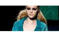 La guerriera blu di Versace