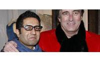 Didier Ludot accueille Osman Yousefzada au Palais Royal