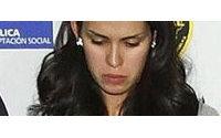 Envían a prisión a presunto novio de ex reina mexicana de belleza