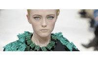 Ende der Pariser Modenschauen mit Louis Vuitton und Miu Miu