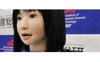 Ucroa, robot-modella sulle passerelle giapponesi