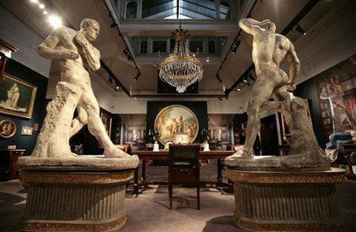 glanz und gloria bei versace auktion erwartungen weit bertroffen news people 58073. Black Bedroom Furniture Sets. Home Design Ideas