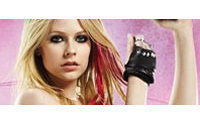 Avril Lavigne launches perfume