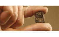 Lucir un trocito de cielo es posible en Chile gracias a joyas con meteoritos